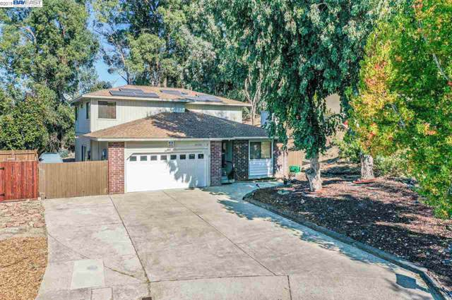 24506 Machado Ct, Hayward, CA 94541 (#BE40888112) :: The Sean Cooper Real Estate Group