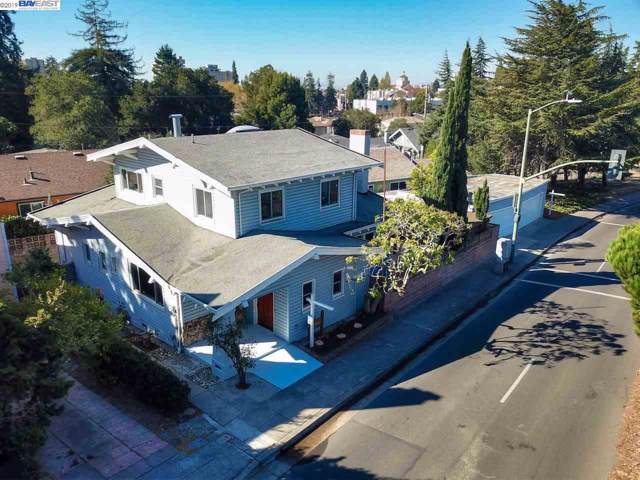 1769 Pleasant Valley Ave, Oakland, CA 94611 (#BE40888537) :: Live Play Silicon Valley