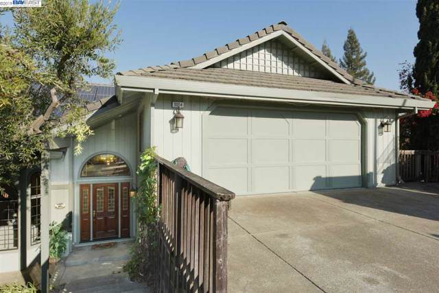 3054 Todd Ct, Castro Valley, CA 94546 (#BE40888557) :: The Sean Cooper Real Estate Group