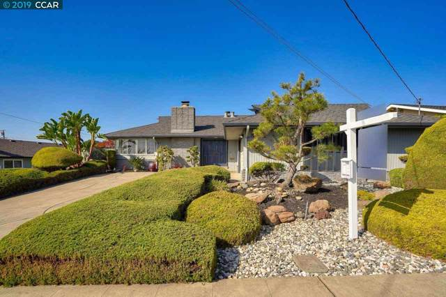 2555 Longview Dr, San Leandro, CA 94577 (#CC40888719) :: The Sean Cooper Real Estate Group