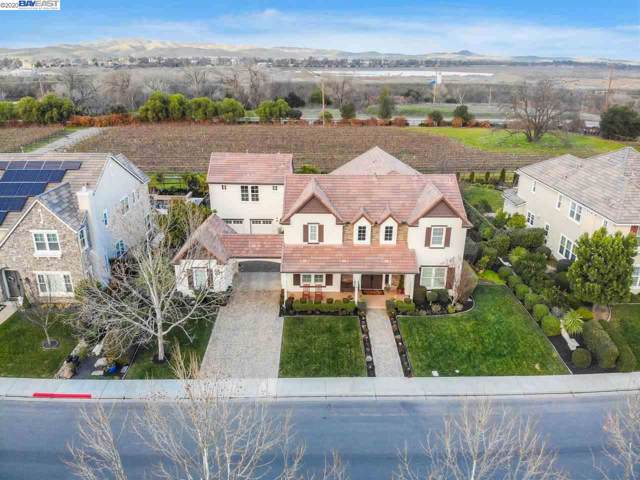 2277 Vineyard Heights Ln, Pleasanton, CA 94566 (#BE40892399) :: The Kulda Real Estate Group