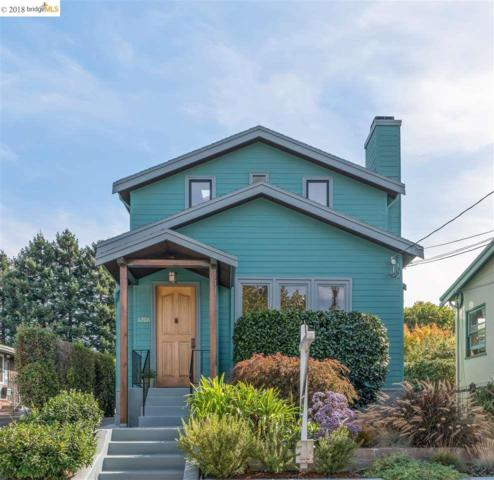1208 Virginia St, Berkeley, CA 94702 (#EB40840079) :: The Warfel Gardin Group