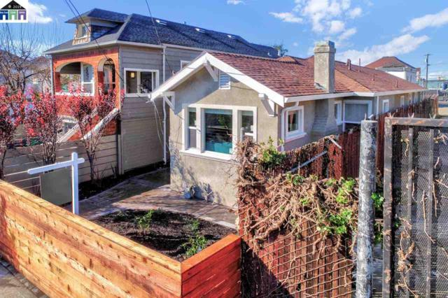 2419 Linden St, Oakland, CA 94607 (#MR40850817) :: The Warfel Gardin Group