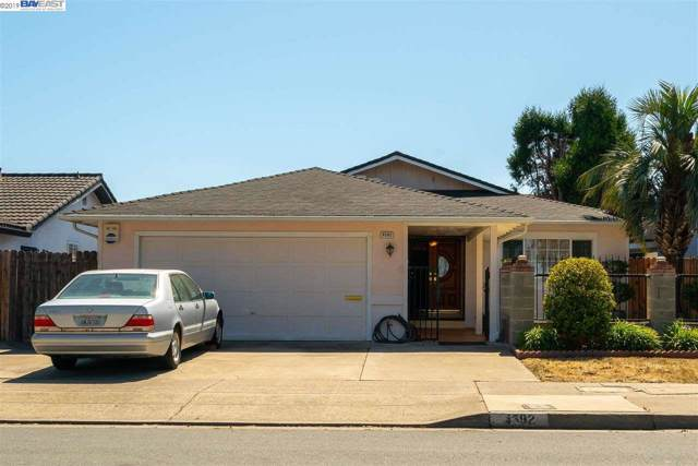 4592 Berk Ave, Richmond, CA 94804 (#BE40882066) :: The Gilmartin Group