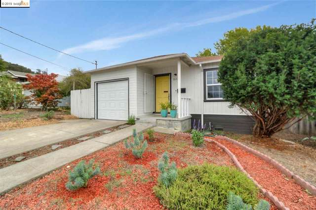 7022 Donal Ave, El Cerrito, CA 94530 (#EB40884004) :: Strock Real Estate