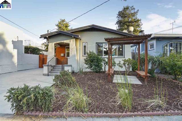 1440 Parker, Berkeley, CA 94702 (#MR40884159) :: The Realty Society