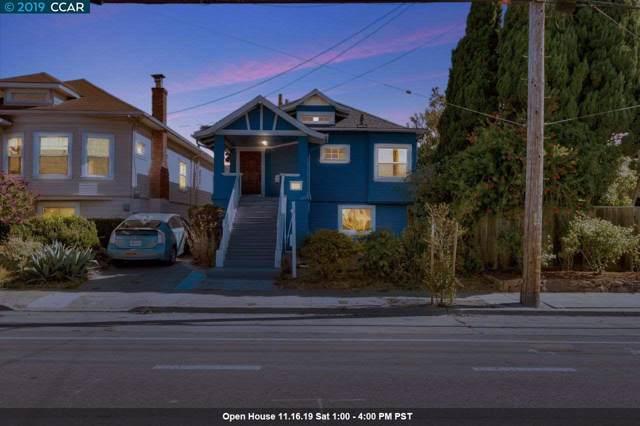 4318 West St, Oakland, CA 94608 (#CC40887713) :: Strock Real Estate
