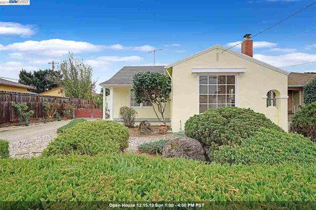 721 Sunset Blvd, Hayward, CA 94541 (#BE40888503) :: The Kulda Real Estate Group