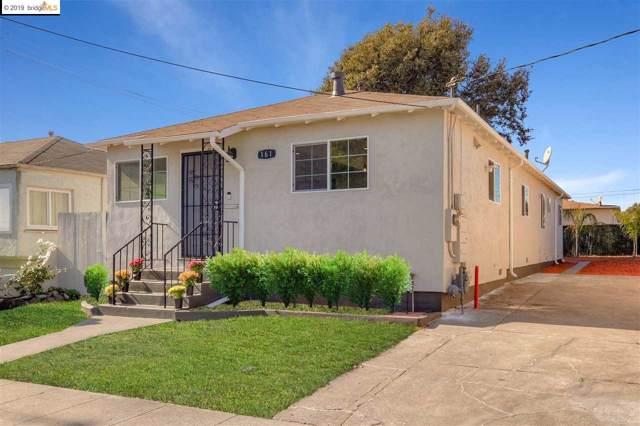 161 S 42Nd St, Richmond, CA 94804 (#EB40888835) :: The Goss Real Estate Group, Keller Williams Bay Area Estates