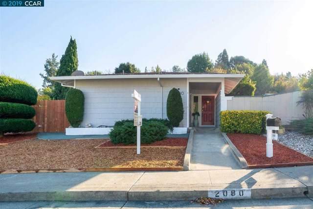 2080 Sarah Dr, Pinole, CA 94564 (#CC40889578) :: The Goss Real Estate Group, Keller Williams Bay Area Estates