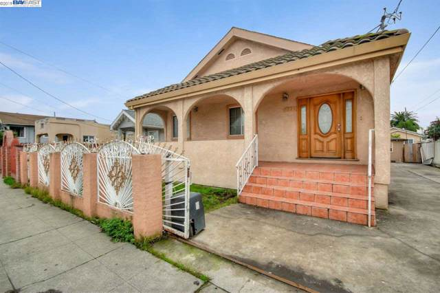 1226 92Nd Ave, Oakland, CA 94603 (#BE40890840) :: Strock Real Estate
