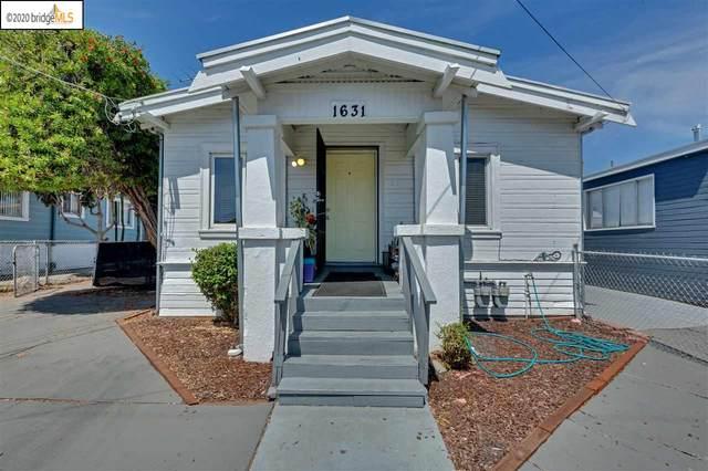 1629 Church St, Oakland, CA 94621 (#EB40891801) :: The Kulda Real Estate Group