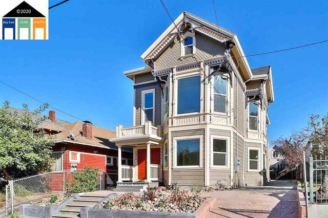 1904 Filbert St, Oakland, CA 94607 (#MR40892455) :: Keller Williams - The Rose Group