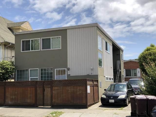 1047 Alcatraz Ave, Oakland, CA 94608 (#MR40893610) :: Real Estate Experts