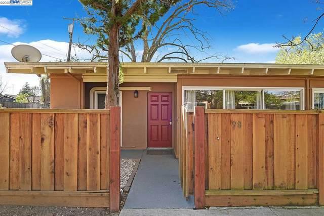 1919 Ygnacio Valley Rd, Walnut Creek, CA 94598 (#BE40896142) :: The Kulda Real Estate Group