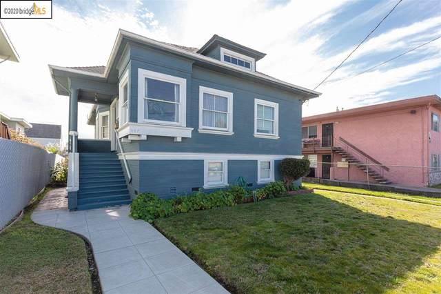 997 63Rd St, Oakland, CA 94608 (#EB40896241) :: Intero Real Estate