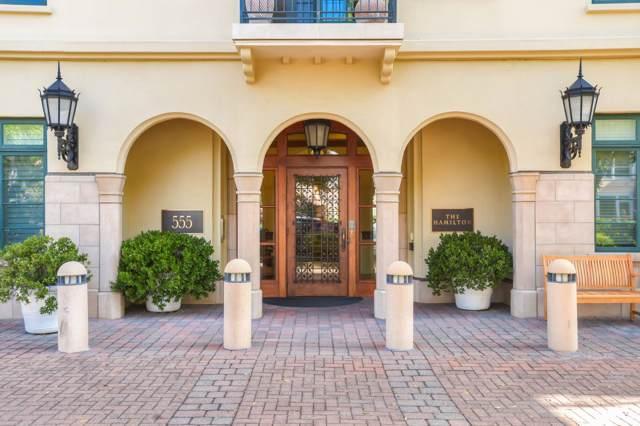 555 Byron St 310, Palo Alto, CA 94301 (#ML81766865) :: The Kulda Real Estate Group