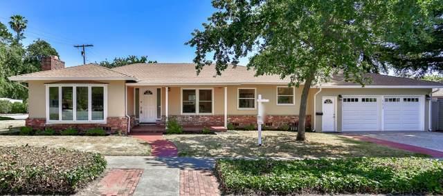 103 Alameda De Las Pulgas, Redwood City, CA 94062 (#ML81794226) :: Strock Real Estate