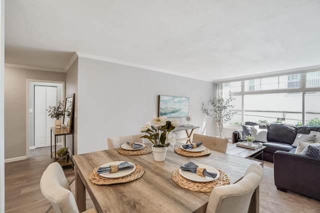 222 Laurel St 208, San Carlos, CA 94070 (#ML81849110) :: The Sean Cooper Real Estate Group