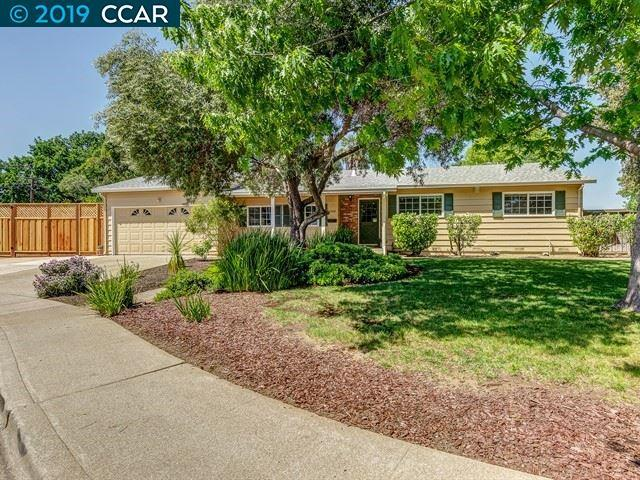 4208 Henning Dr, Concord, CA 94521 (#CC40863723) :: Strock Real Estate