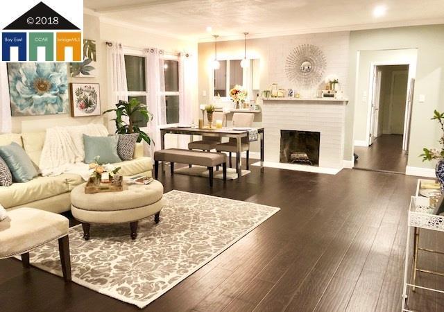 2720 Bellaire Pl, Oakland, CA 94601 (#MR40816642) :: The Kulda Real Estate Group