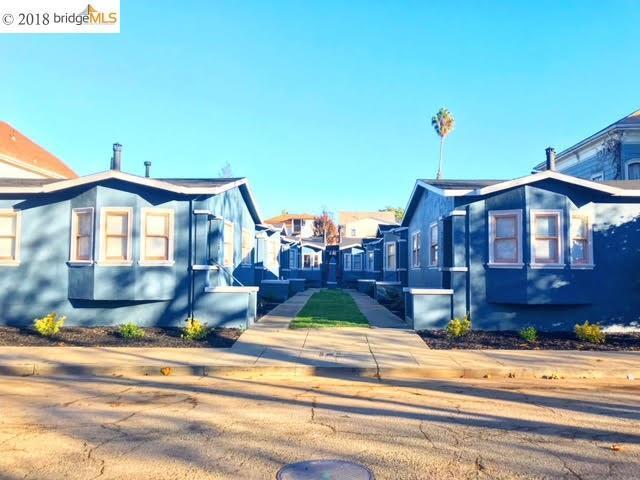1422 Chestnut St, Oakland, CA 94607 (#EB40817083) :: Strock Real Estate