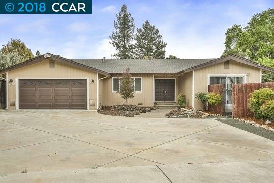 3788 El Campo Ct, Concord, CA 94519 (#CC40818257) :: The Gilmartin Group