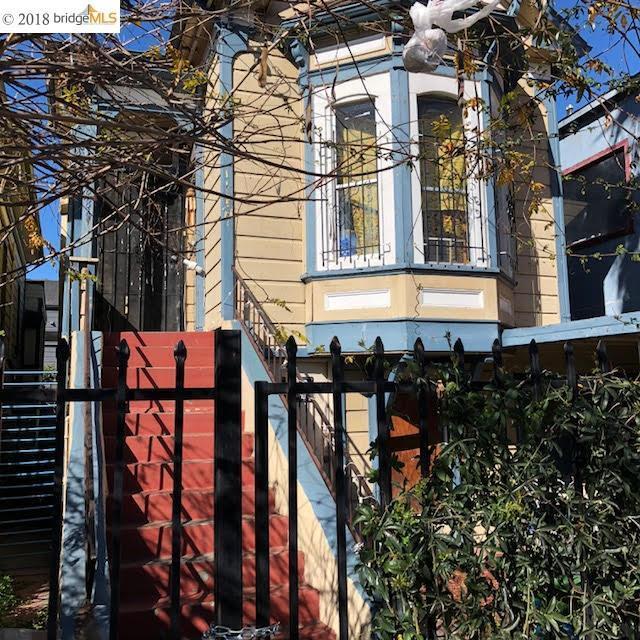 889 Willow St, Oakland, CA 94607 (#EB40818384) :: Brett Jennings Real Estate Experts