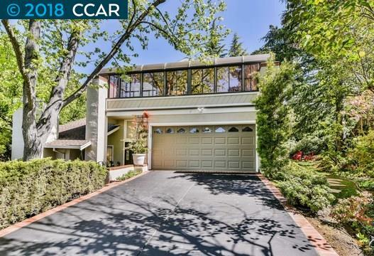 32 Saint Claire Ln, Pleasant Hill, CA 94523 (#CC40818556) :: The Dale Warfel Real Estate Network