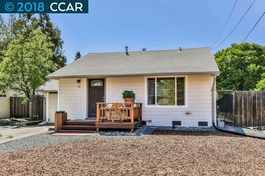 161 Belle Ave, Pleasant Hill, CA 94523 (#CC40819022) :: Brett Jennings Real Estate Experts