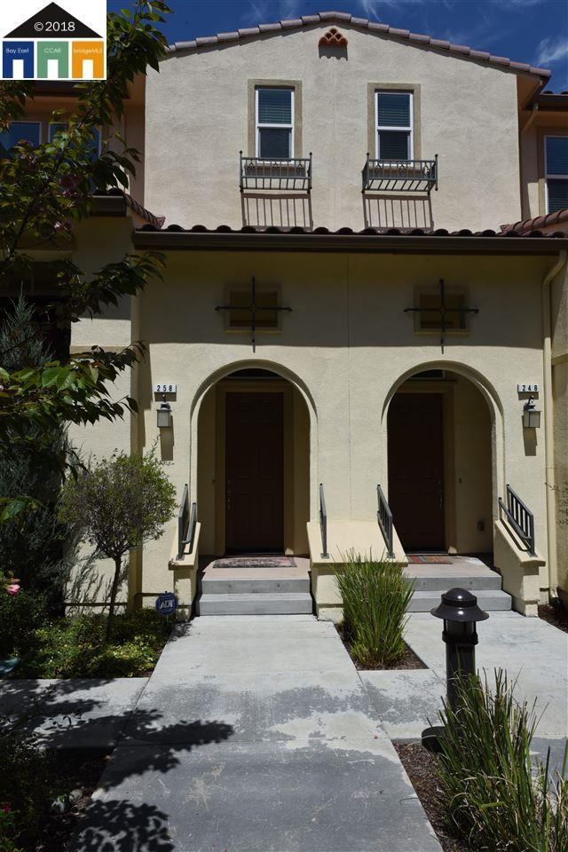 258 Paso Roble Com, Fremont, CA 94539 (#MR40819092) :: Intero Real Estate
