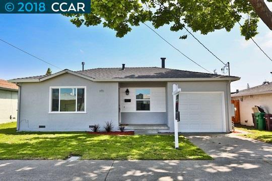 15332 Churchill St, San Leandro, CA 94579 (#CC40819095) :: Strock Real Estate