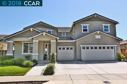 662 Rotunda Way, Brentwood, CA 94513 (#CC40819292) :: Perisson Real Estate, Inc.