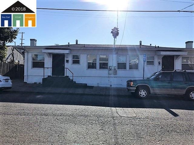 1860 40TH AVE, Oakland, CA 94601 (#MR40819903) :: The Gilmartin Group