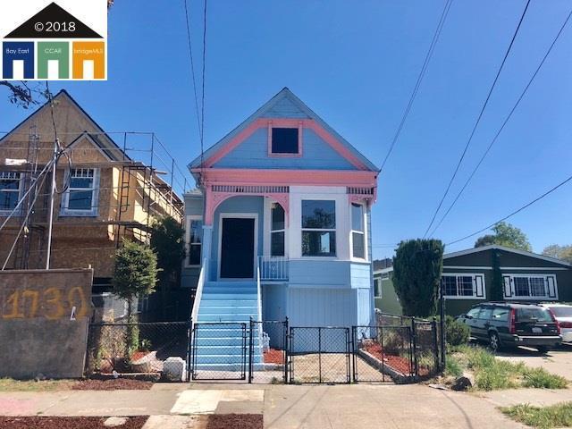 1728 11th Street, Oakland, CA 94607 (#MR40819990) :: The Goss Real Estate Group, Keller Williams Bay Area Estates