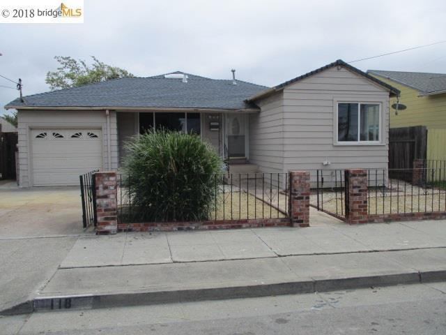 118 S 37Th St, Richmond, CA 94804 (#EB40820255) :: The Dale Warfel Real Estate Network
