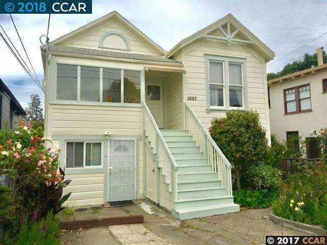 5557 Marshall St, Oakland, CA 94608 (#CC40820735) :: Brett Jennings Real Estate Experts