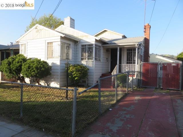7600 Arthur St, Oakland, CA 94605 (#EB40821018) :: The Kulda Real Estate Group