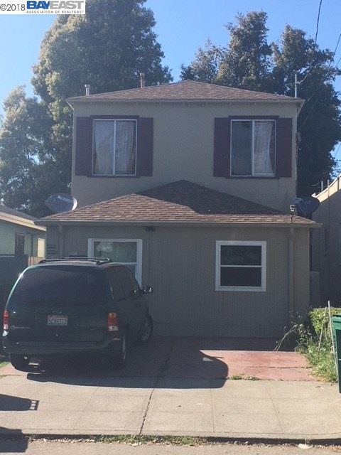 3221 62nd Ave, Oakland, CA 94605 (#BE40821642) :: Brett Jennings Real Estate Experts