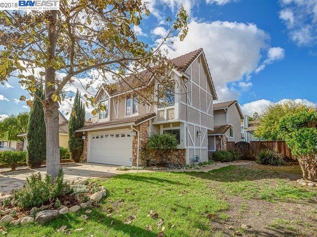 786 Hattan Dr, Livermore, CA 94551 (#BE40821937) :: The Gilmartin Group