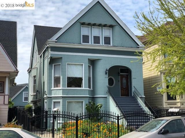 1033 Magnolia Street, Oakland, CA 94607 (#EB40824695) :: von Kaenel Real Estate Group