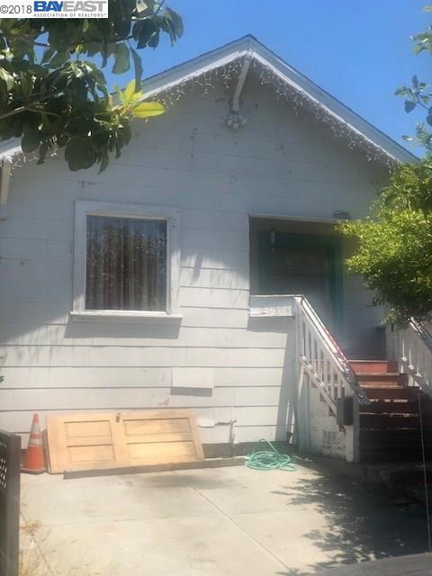 3152 Bona St, Oakland, CA 94601 (#BE40825486) :: The Kulda Real Estate Group