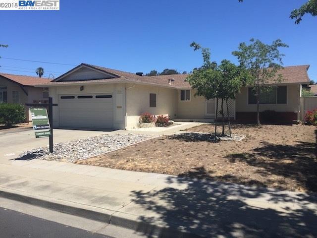 312 Edythe St, Livermore, CA 94550 (#BE40825641) :: Brett Jennings Real Estate Experts