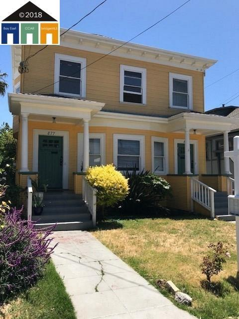 877 53rd St, Oakland, CA 94608 (#MR40826048) :: Brett Jennings Real Estate Experts