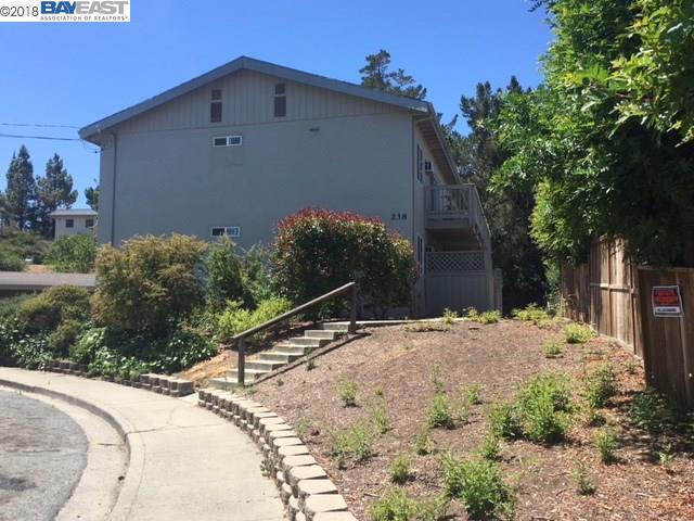 238 Arana Dr, Martinez, CA 94553 (#BE40826431) :: The Kulda Real Estate Group