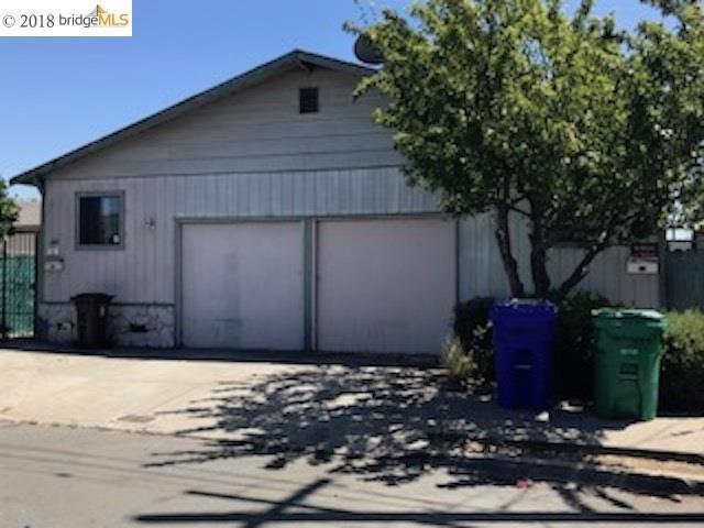 724 Acacia Avenue, Richmond, CA 94801 (#EB40828190) :: Strock Real Estate
