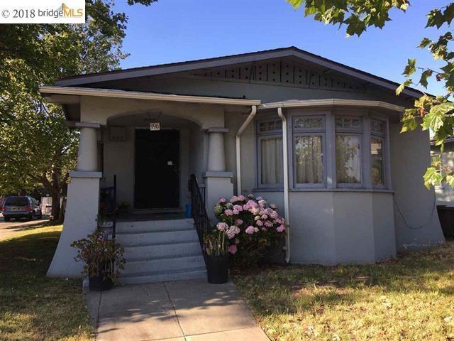 996 40th, Oakland, CA 94608 (#EB40828922) :: Brett Jennings Real Estate Experts