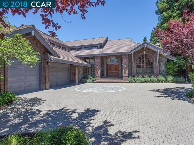 124 Red Alder Ct, Danville, CA 94506 (#CC40829642) :: Perisson Real Estate, Inc.