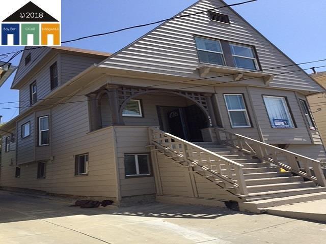 2420 E 21st St., Oakland, CA 94601 (#MR40829899) :: The Goss Real Estate Group, Keller Williams Bay Area Estates