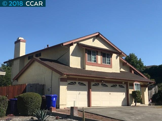 2 Cherrywood Ct, San Pablo, CA 94806 (#CC40830245) :: Brett Jennings Real Estate Experts